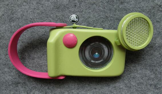 Crocs camera